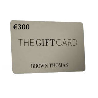 €300 Brown Thomas Gift Voucher image
