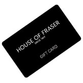 €50 House of Fraser Gift Voucher