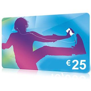 €25 App Store & iTunes Voucher image