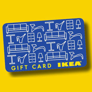 100 ikea dublin gift voucher gift vouchers for Buy ikea voucher online