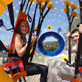 Harness Zorbing for 2 People