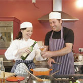 Half Day Cookery Class for 2 People image