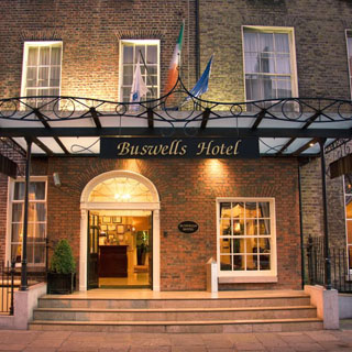 Buswells Hotel - 2 Night Break with Dinner for 2