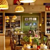 Tapas for 2 with Wine in Gourmet Food Parlour image