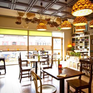 €75 Gourmet Food Parlour Restaurant Voucher image