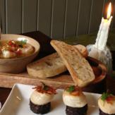 Tapas for 2 in Gourmet Food Parlour