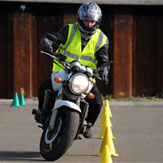 Motorcycle Taster lesson
