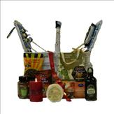White Willow Picnic Hamper image