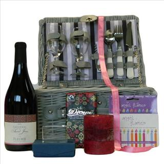 Striped Birthday Hamper image