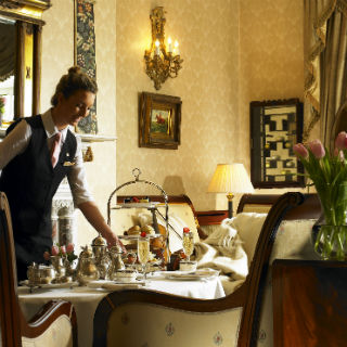 Afternoon Tea For 2 at Hayfield Manor image