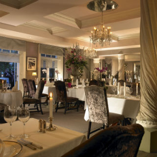 Dinner For Two in Orchids Restaurant
