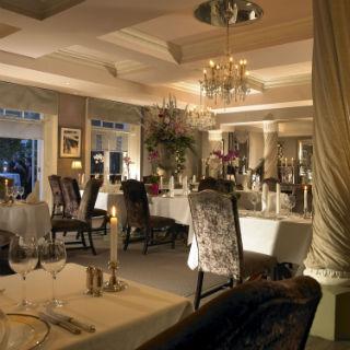 Dinner For Four in Orchids Restaurant image