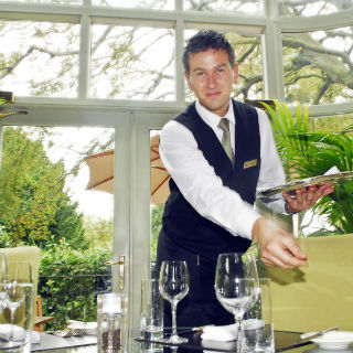 Lunch For Two in Perrotts Garden Bistro