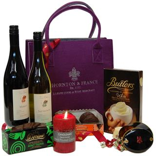 Velvet Treats Christmas Hamper image