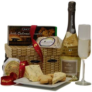 Prosecco  & Cheese Hamper image
