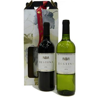 Spanish Destina Wine Gift