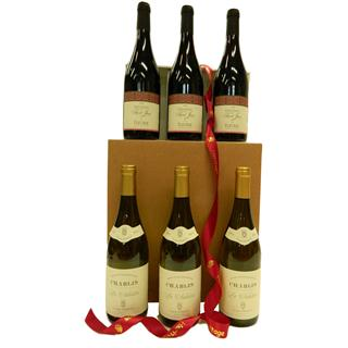 French Romance Wine Gift