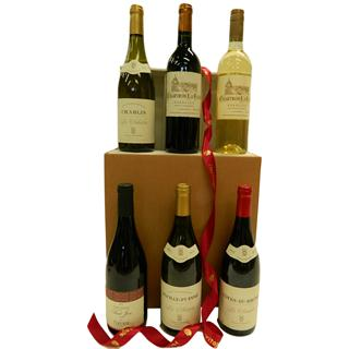French Favourites Wine Gift