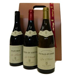 French Florette Wine Gift