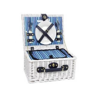 White Willow Picnic Hamper - 2 Person image