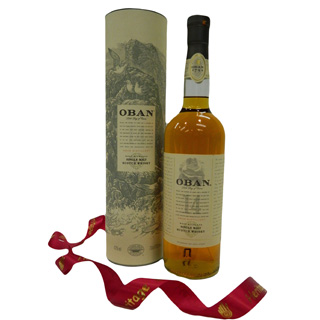 Oban 14 Year Old Gift Box image