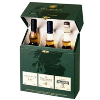Coffret Classic Malt Collection Strong
