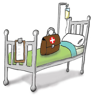 Hospital Care Pack