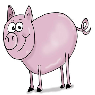 Gift of a Pig image