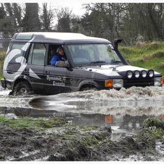 Off Road Driving Experience For One image