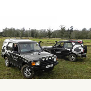 Off Road Driving Experience For Two image
