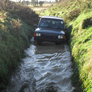 Off Road Driving Experience For Three