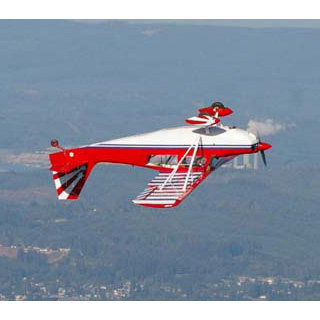 Aerobatic Airplane Flying Lesson