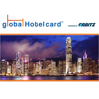 €25 Global Hotel Card image
