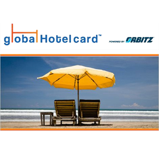 €50 Global Hotel Card image