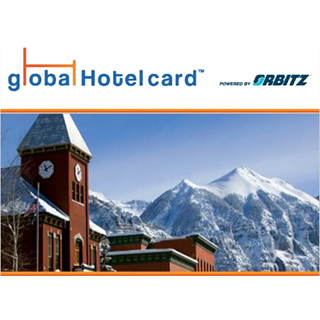 €150 Global Hotel Card image