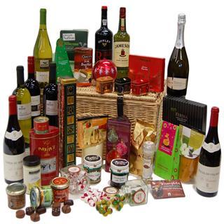 Festive Feast Christmas Hamper image