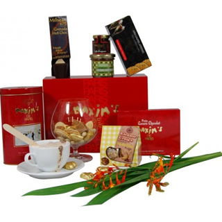 Maxims Food Hall Christmas Hamper image