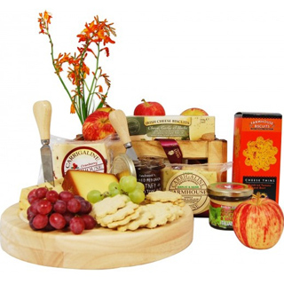 Cheese & Pâté Christmas Hamper image