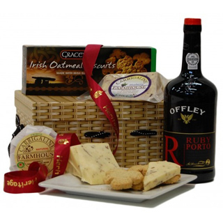 Port & Cheese Hamper image