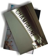 Case of Champagne with Personalised Labels image