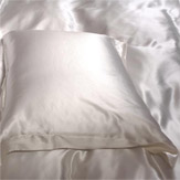 100% Silk Double Fitted Sheet