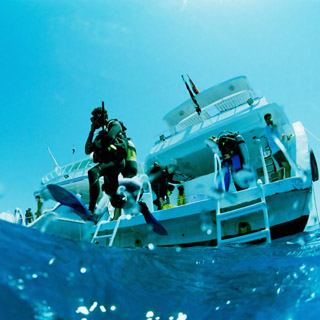Scuba Diving Wrecks - 4-Day Speciality Course image