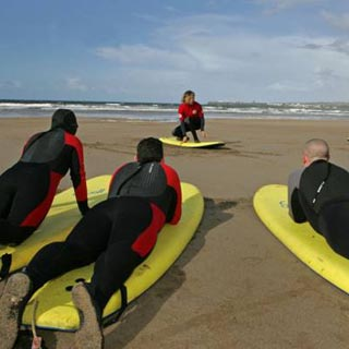 Lahinch Surf Lesson image