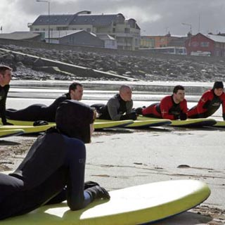 Weekend Surf Course image
