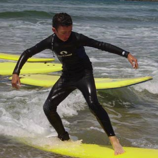 Kids and Teen Surf Lesson