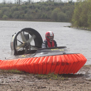 Wild Water Hovercraft Grand Prix