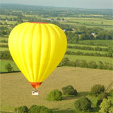 Private Champagne Balloon Flight for 2