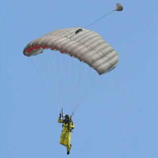 Solo Parachute Jump image