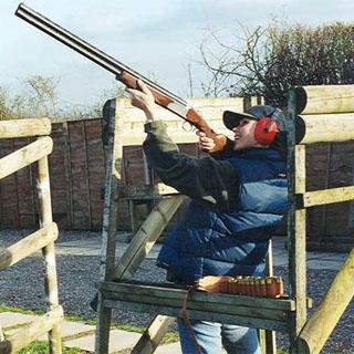 Clay Pigeon Shooting image
