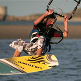 1/2 Day Kitesurfing Lesson